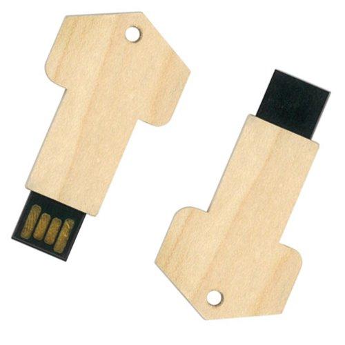chiavetta USB legno keywood slide