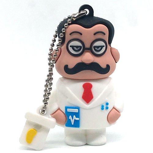 chiavetta USB 3D dottore esempio
