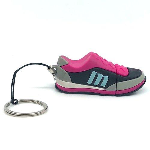 chiavetta USB 3D scarpa esempio