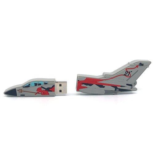 chiavetta USB 3D aereo slide