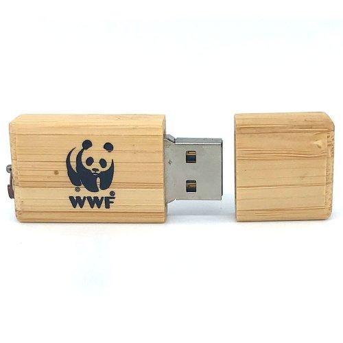 chiavetta USB legno specialwood slide principale